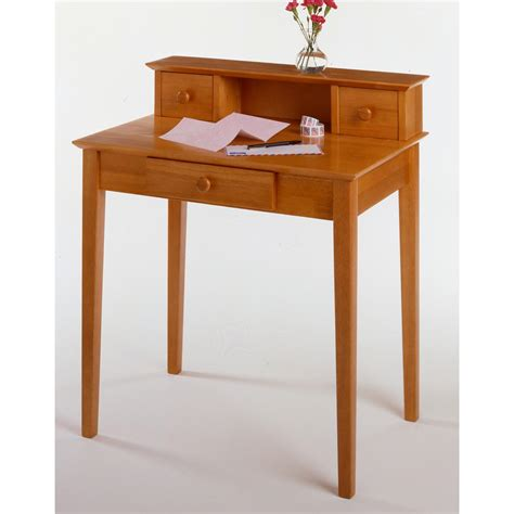 winsome 174 30 quot w home office writing desk 151354 office