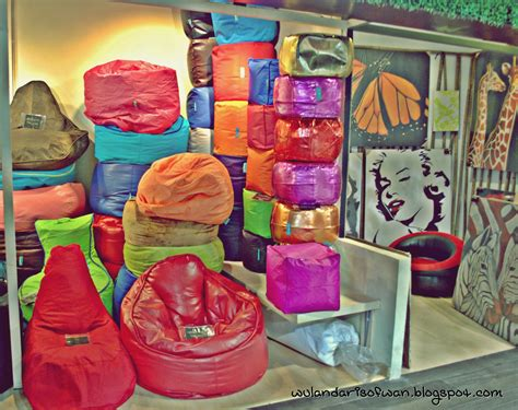 colourful bean bags bali friday influential berry