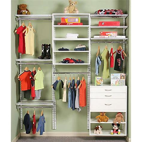 Closet Organizer For Baby by Baby Closet Organizer For Proper Storage