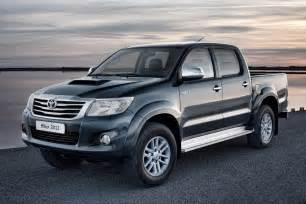 Toyota Helix New Toyota Hilux New Design And More Power