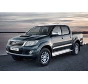 New Toyota Hilux  Design And More Power