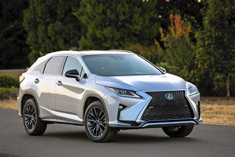 how makes lexus luxurious lexus rx makes cheaper nx look bad in comparison