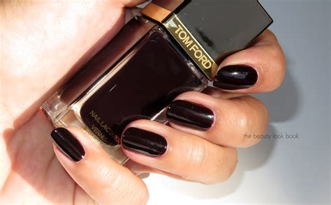 tom ford nail tom ford black cherry nail lacquer fall 2014