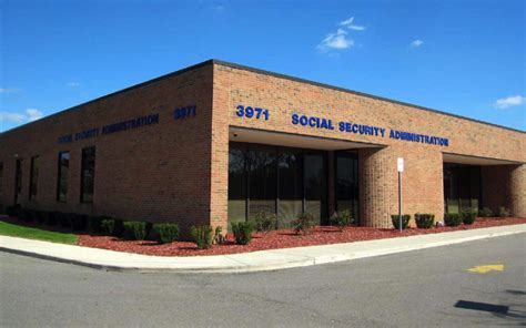 Ssa Offices by Arbor Social Security Office