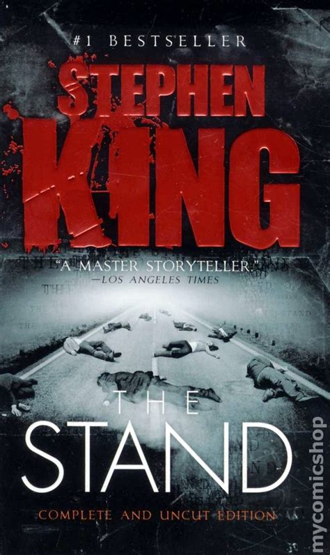 the stand the stand pb 2011 novel complete and uncut edition comic