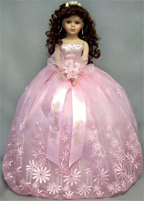 porcelain quinceanera doll quot quinceanera quot porcelain dolls 16 quot pink usa