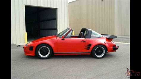 old porsche 911 wide body porsche 911 targa slant nose wide body classic no
