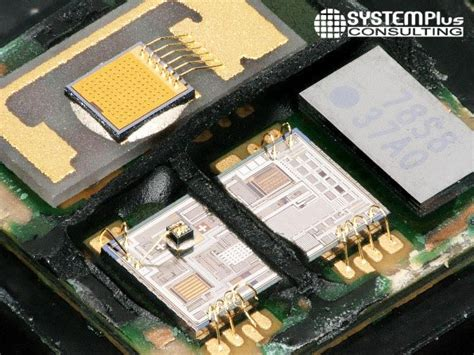 stmicroelectronics time  flight proximity sensor