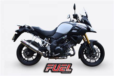 Suzuki V Strom Exhaust Suzuki V Strom Dl1000 Adventure 2014 Gt Exhaust Gallery