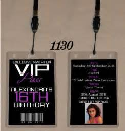 vip pass invitation template popular invitations and free invitation templates on
