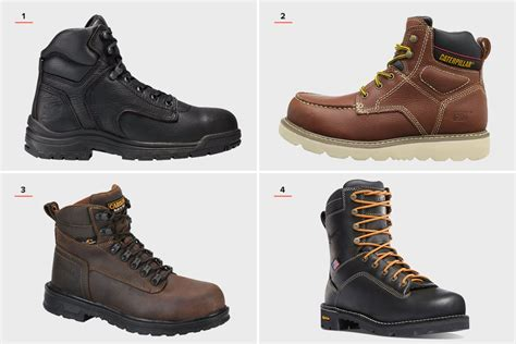 best mens steel toe work boots best steel toe work boots for coltford boots