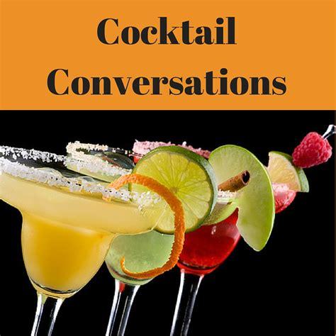 cocktail conversations sands bette crosby - Cocktail Conversation