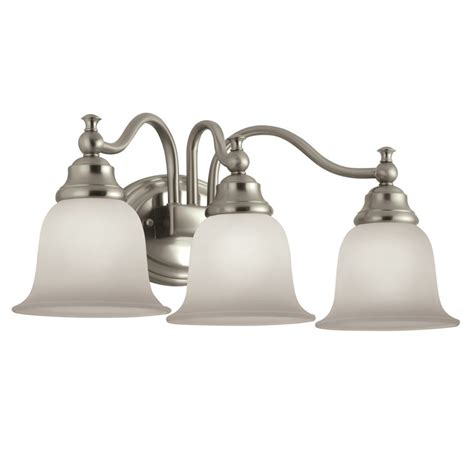 portfolio 3 light vanity bar portfolio 3 light brandy chase brushed nickel bathroom