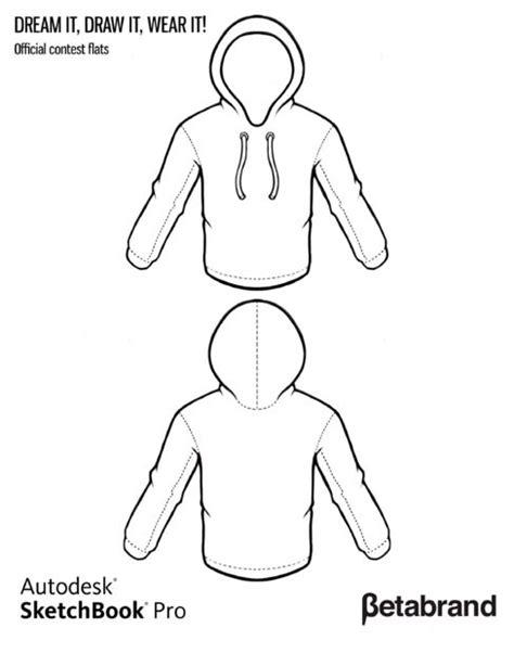 hoodie design drawings waterproof dark denim hoodie w detachable sleeves all