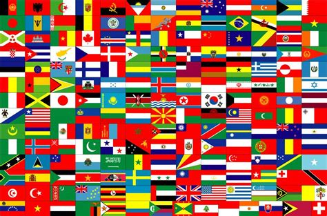 flags of the world languages english in action 1
