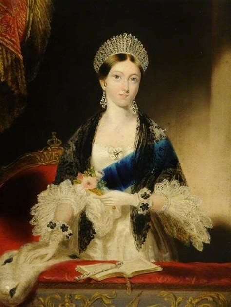 young queen victoria queen victoria 1819 1901 by edmund thomas parris