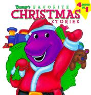 Barney S Favorite Christmas Stories 4 Books In 1 Book By