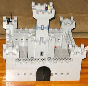 Curtain Wall On A Castle Writing With Lego Andrew S View Of The Week