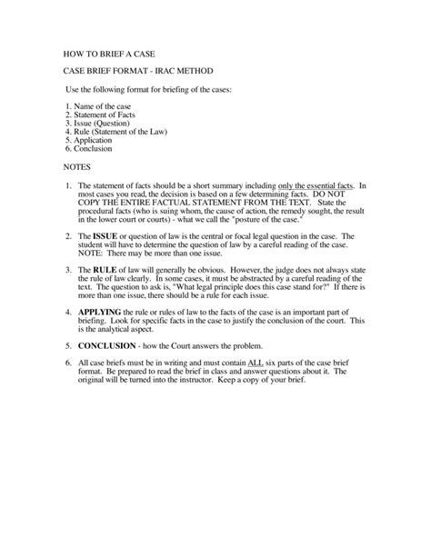 sle irac essay decision briefformat marketing essay topics questions