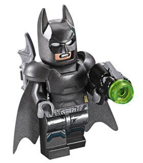 Figure Dc Wolves World Batman Armored Superman Green lego armored batman minifigure from lego 76044 set