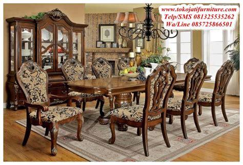 Meja Makan Jati 8 Kursi meja makan jati 8 kursi mewah www tokojatifurniture best store shop