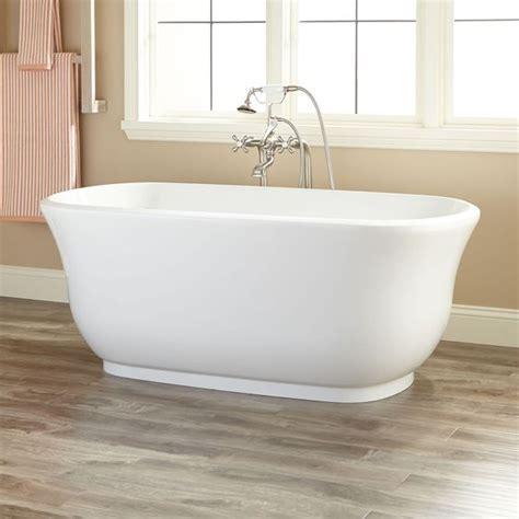 Acrylic Freestanding Bathtub by Acrylic Freestanding Tub Acrylics Brushed