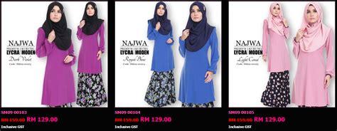 Baju Di Pasaran baju kurung moden di pasaran one stop shop 4