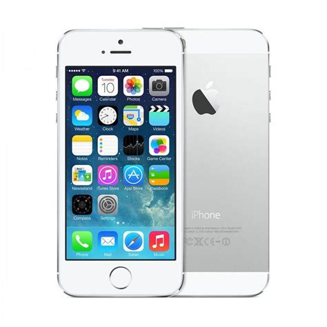 Iphone 5s 32gb Grey Silver Second Garansi 3 Bulan jual apple iphone 5s lengkap 16gb 32gb 64gb harga murah