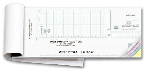 carbonless deposit ticket books quick scan custom 100018 a k a 100018 1 100018 2 100018 3 bd43 100044