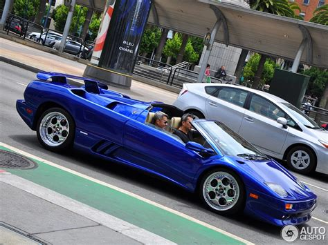 Lamborghini Diablo VT Roadster   2 August 2014   Autogespot