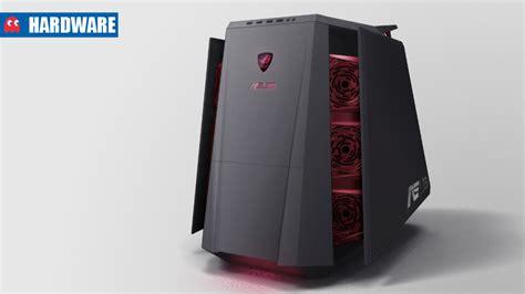 Gamis Model G70 asus unveils rog tytan g70 gaming desktop