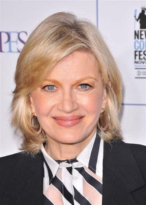 hairstyles long bob layered for older women diane sawyer hairstyles weekly