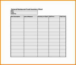 10 inventory sheet pdf cashier resume