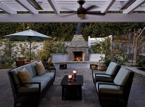 fireplace in backyard outdoor fireplace design landscaping network