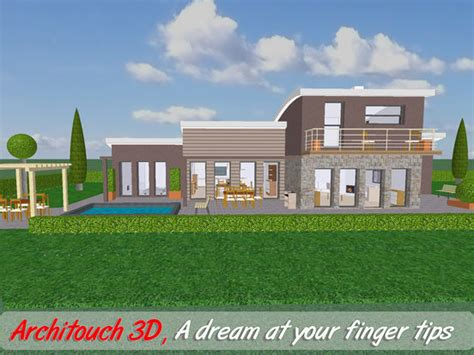 architouch 3d for ipad design your home plan youtube architouch 3d design home plans free floor plan
