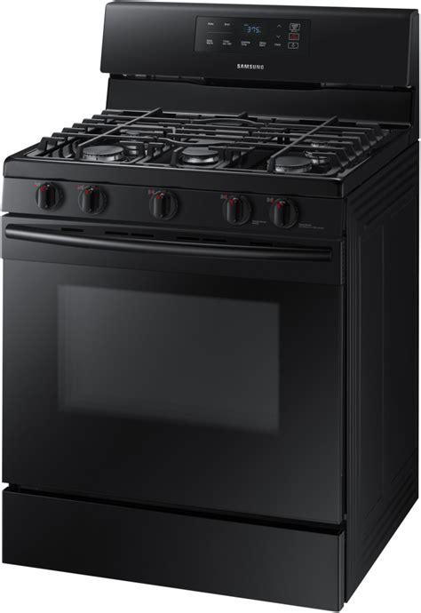Samsung Oven Racks by Samsung Nx58k3310sb 30 Inch Gas Range With 5 Sealed