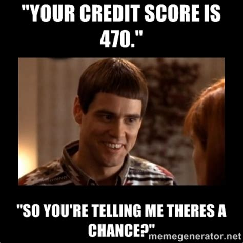 Bad Credit Meme - how to raise your credit score home sweet nowhere