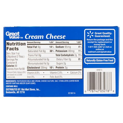 8 Food Facts by Kraft Cheese Nutrition Facts The Best Fact In 2018