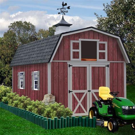 wooden sheds    slp