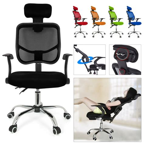 desk chair height adjustment seat height adjustment office computer desk chair chrome