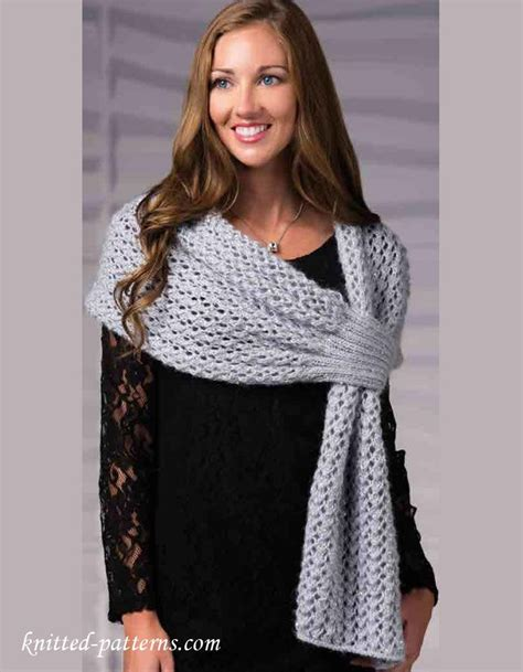 25 best ideas about vintage knitting on pinterest knit 44 wrap or shawl 25 best ideas about lace shawls on