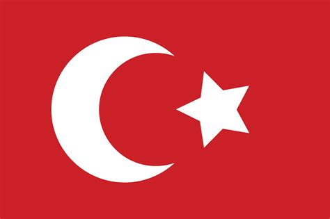 Flag Of Ottoman Empire flag of the ottoman empire 1844 1923 ottoman empire