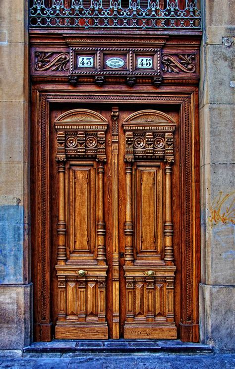 doors from spain 25 best ideas about wood doors on rustic