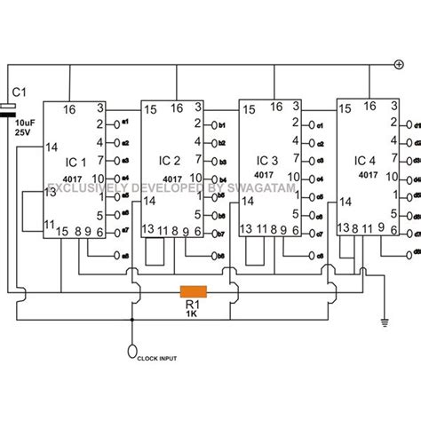 led running display circuit diagram led display board circuit diagram pdf circuit and
