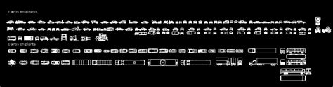 araclar kategorisi autocad projeleri