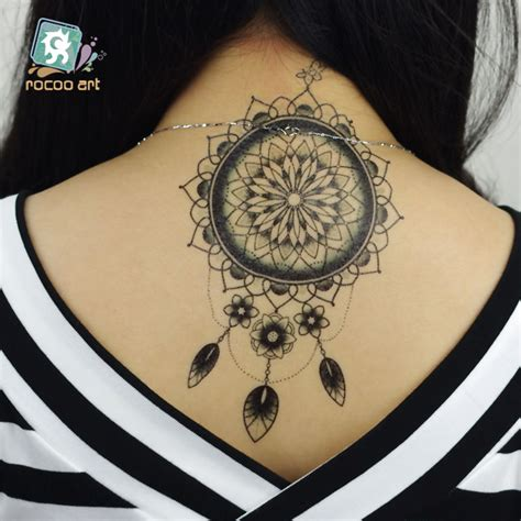dreamcatcher tattoo temporary dreamcatcher tattoo promotion shop for promotional