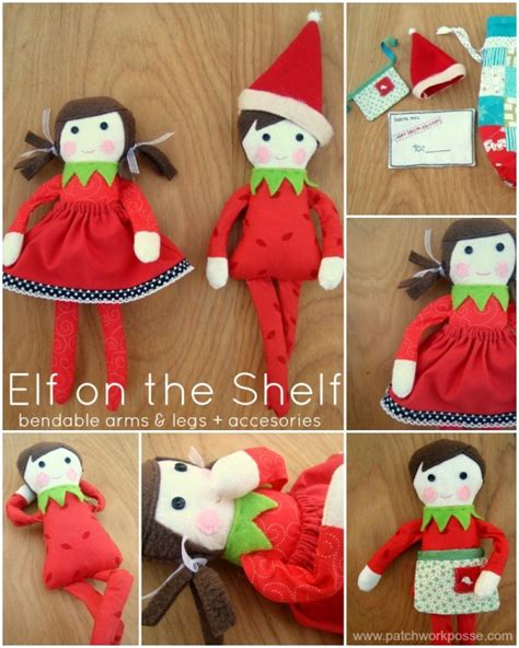 elf on the shelf printable instructions free elf on the shelf clothing patterns and accessories