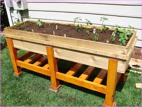 Vegetable Planter Box Plans Home Design Ideas Vegetable Planter Box Plans