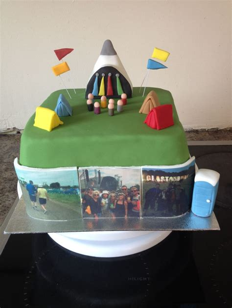 themes glastonbury 17 best images about summer music festival cake ideas on