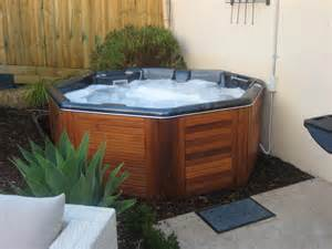 relaxing outdoor spa ideas for your home godfather style